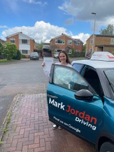 Driving instructors in Ashby - Hannah