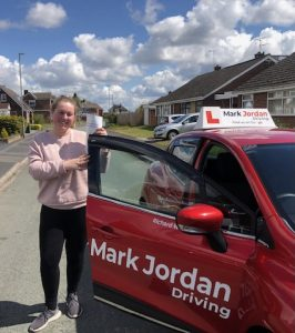 driving instructors in burton - Ellie Fitzer
