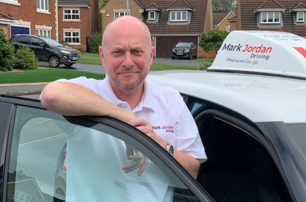 Driving Lessons Coalville - Andy