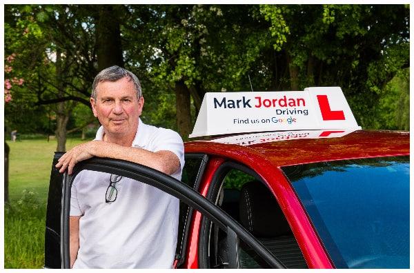 Driving instructor in Burton - Richard