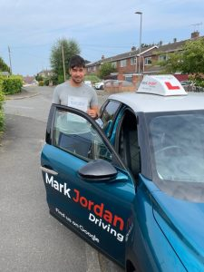 Driving instructors in Ashby - kamran passed 1st time