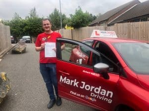 driving instructors in swadlincote - jeremy